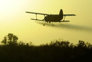 сельскохозяйственной авиации