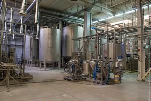 Завод по стерилизации продукции