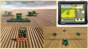 Эффект внедрения технологий точного земледелия