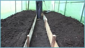 Подготовка почвы для выращивания томатов в теплице