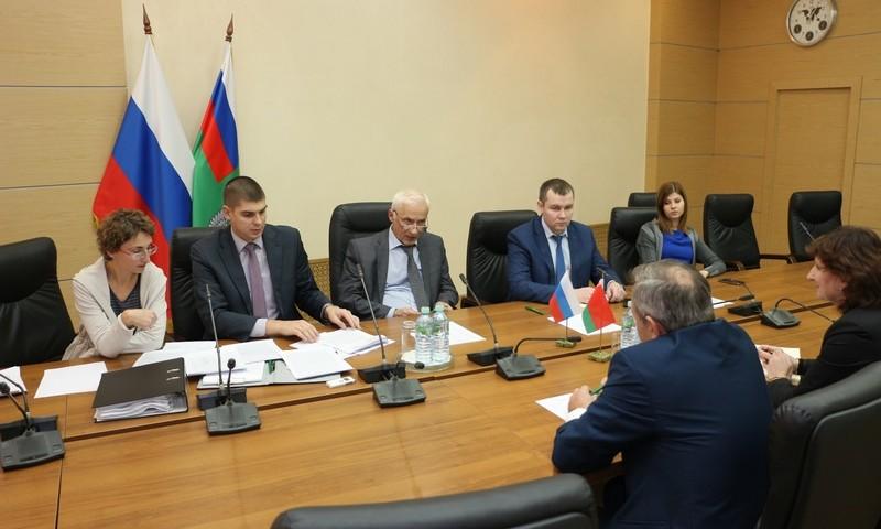 О чем разговаривали министр сельского хозяйства Беларуссии и представитель Россельхознадзора