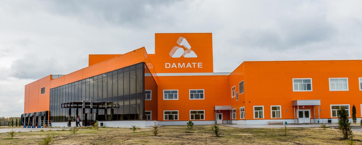Забайкальский край заинтересовал «Дамате»