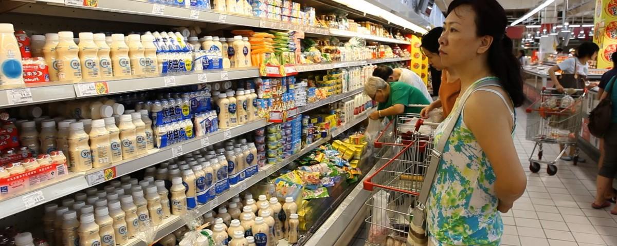 Российское молоко будет поставляться в Китай