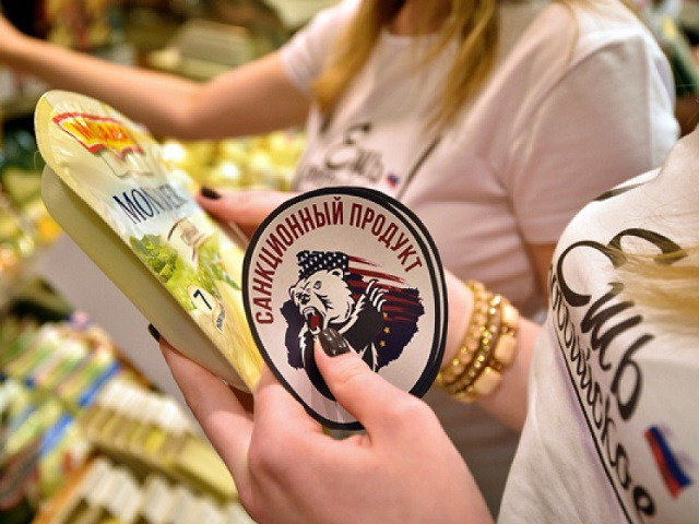 Результаты введенного Россией эмбарго на продукты из Европы