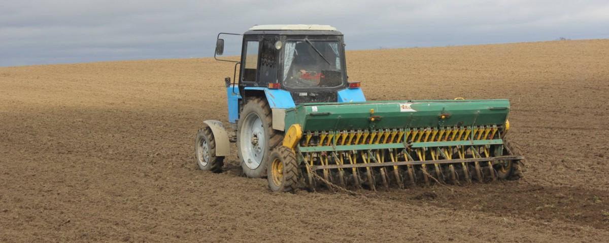 Подготовка к проведению весенних полевых работ в России завершается