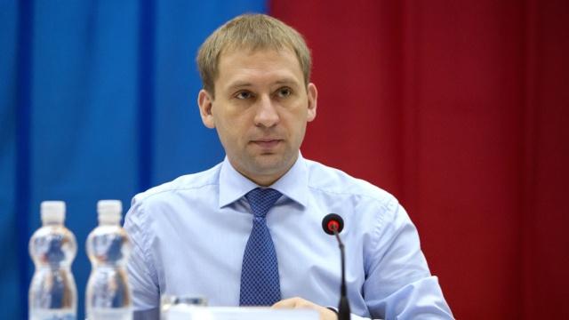 Александр Козлов, ныне действующий губернатор региона,