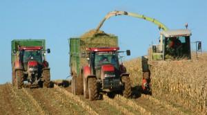 Использование техники в растениеводстве
