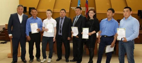 Якутские фермеры получают гранты стоимостью в 1.5 миллиона рублей