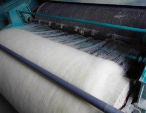 Фабрика по переработке шерсти