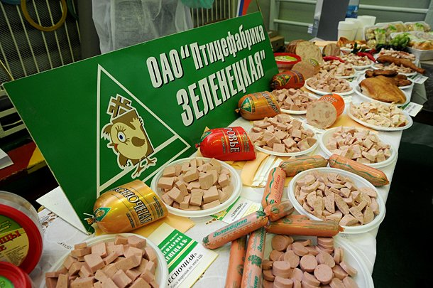Продукция птицефабрики «Зеленецкая» признана безопасной и экологически чистой