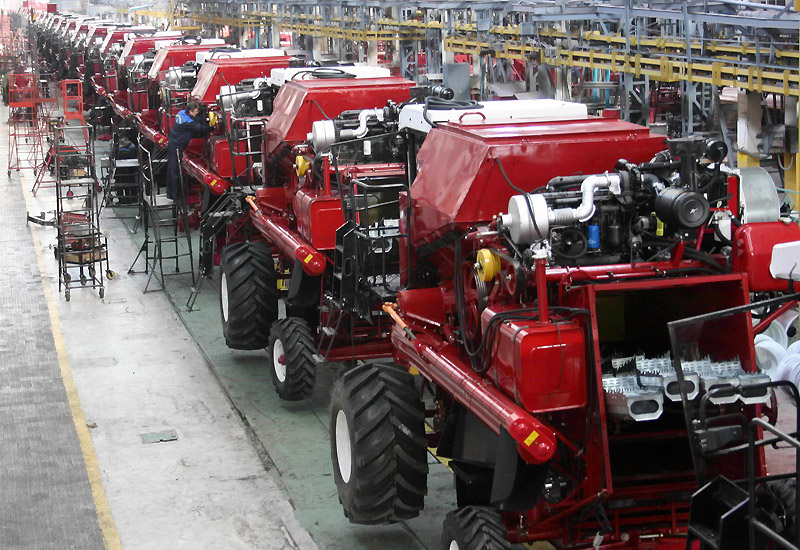 Воронежская область получит чешский завод, производящий сельскохозяйственную технику