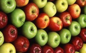 Яблоки первого сорта