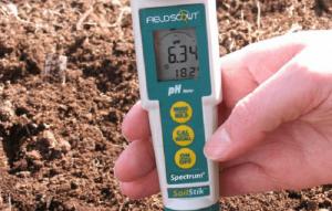 Измерения минерального баланса почвы
