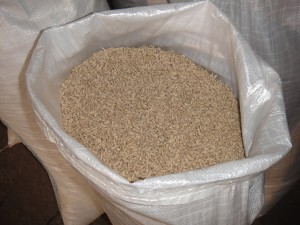 Экструдированные корма в мешке