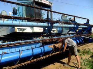 Слесарь по ремонту сельхозтехники и машин