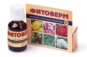 Фитоверм для защиты растений от вредителей