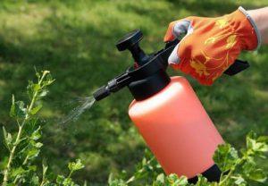 Применять пестициды