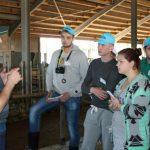 Студента Ставропольского государственного аграрного вуза выбрали для стажировки  в «Академии животноводства»