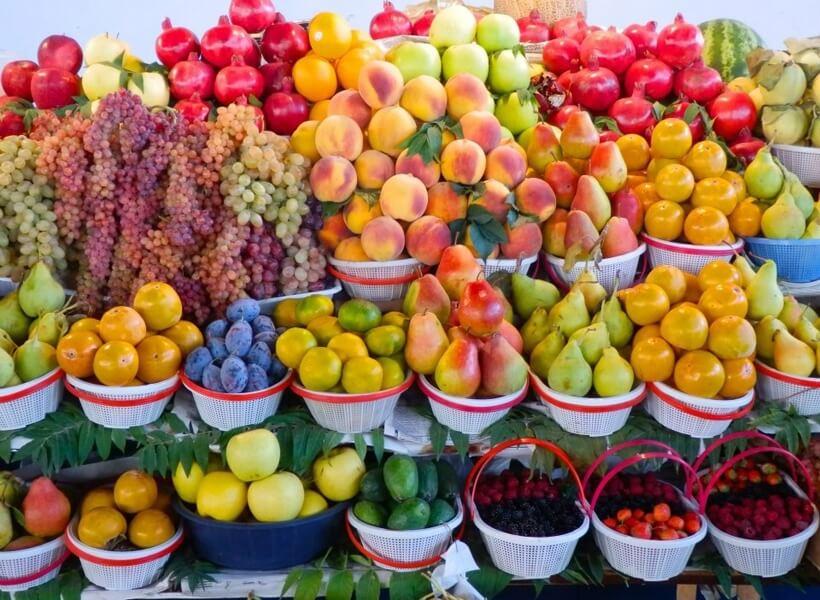 Узбекистан готов увеличить экспорт своей плодовощной продукции в Россию