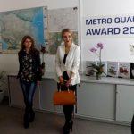 Зеленодольский молочный комбинат награжден премией «METRO Quality Award»
