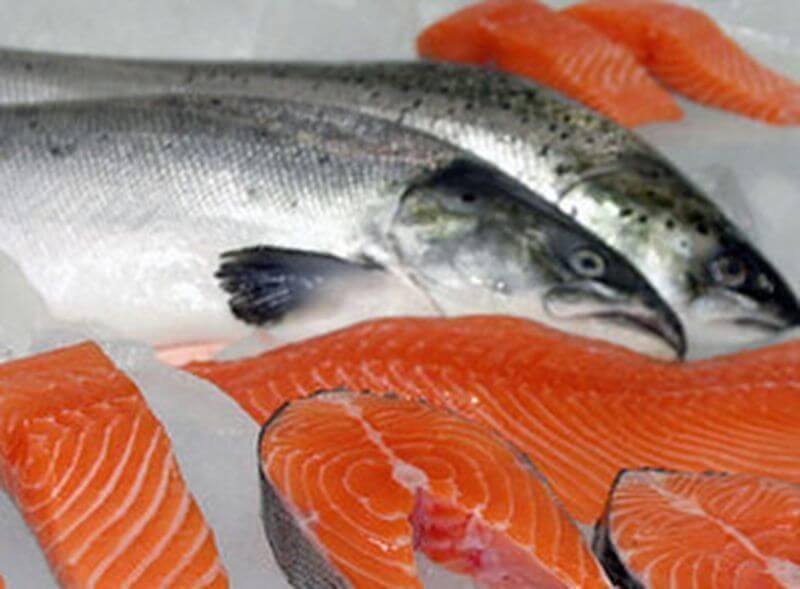В магаданской области стоимость рыбы стабильная