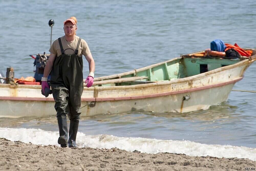 НА САхалине разрешен лов рыбы в шестимильной зоне