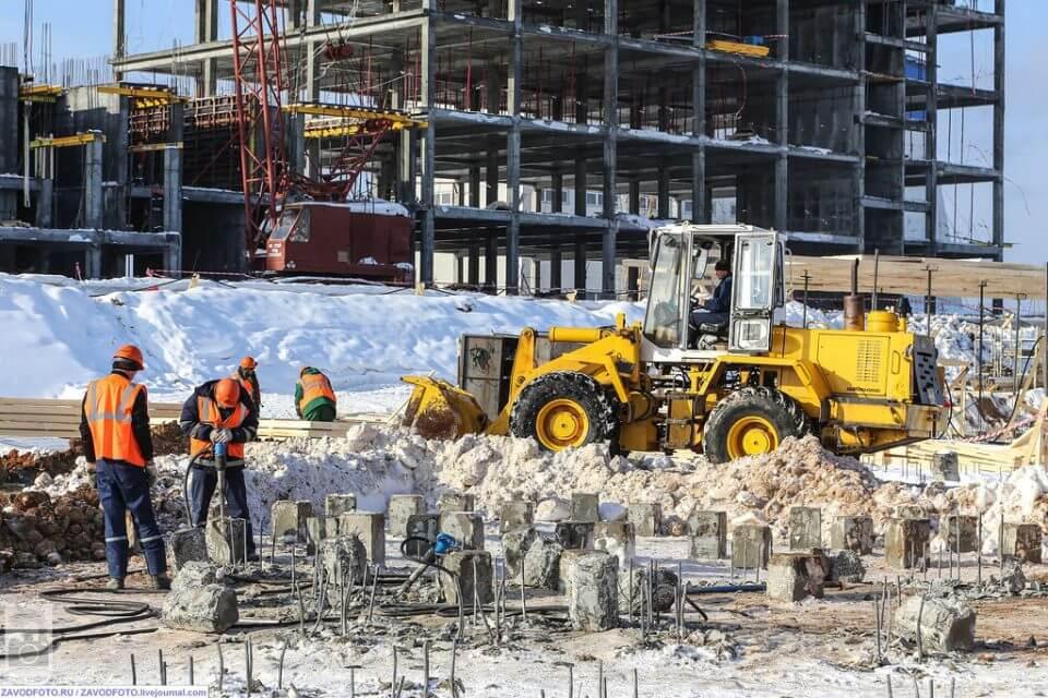 В Пермском крае строится предпрятие калийных удобрений