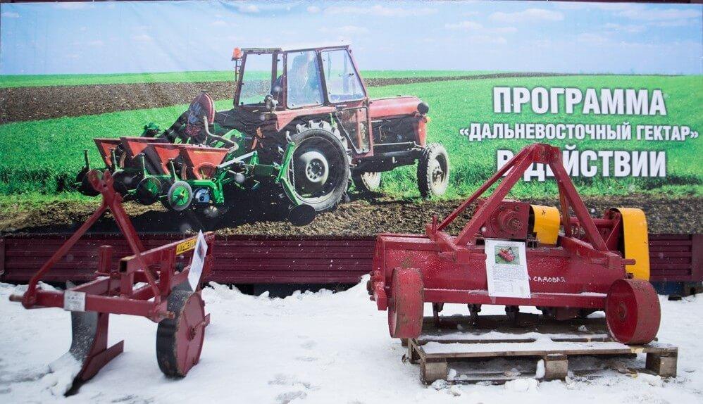 Белорусские трактора по льготной цене сахалинцам