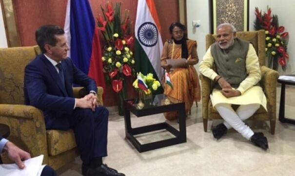 В САмарской области гостила два дня индийская делегация