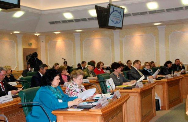 В Комитет сельских женщин вошла представительница Волгоградской области