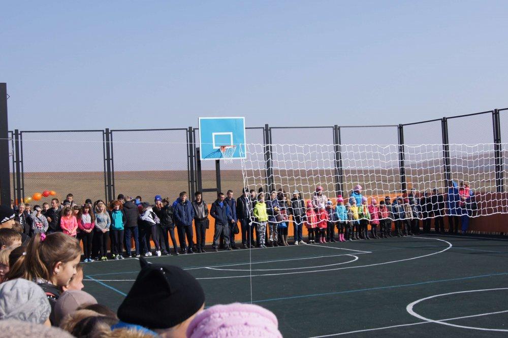 Развитие спорта в сельских территориях