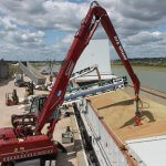 Экспорт российского зерна наращивает темпы