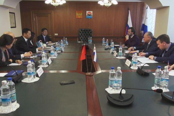 Китайские инвесторы заинтересовались Камчаткой