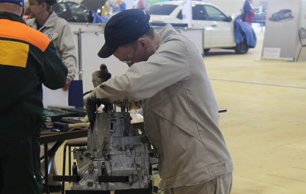 молодые профессионалы татарстана соревнуются в лучшем знании техники