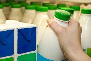 В следующем году ожидается повышени цен на молочную продукци.