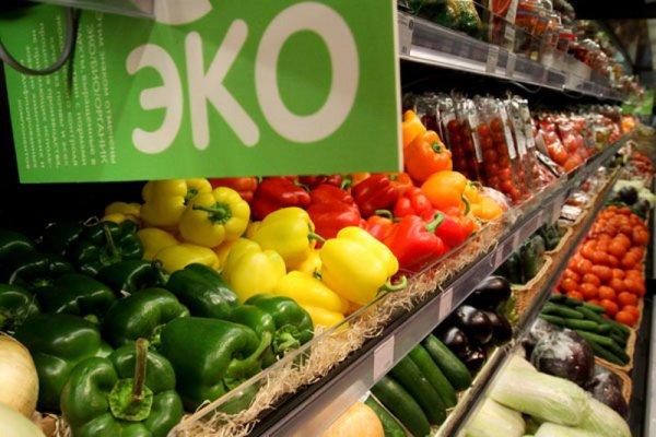 Для эко продуктов требуется создание кооперации