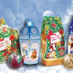 Сотрудников Министерства сельского хозяйства кондитеры порадовали сладкими изделиями и новогодними подарками