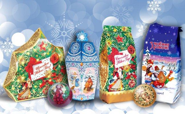 Ноовгодние подарки представили кондитерские фабрики Саратова