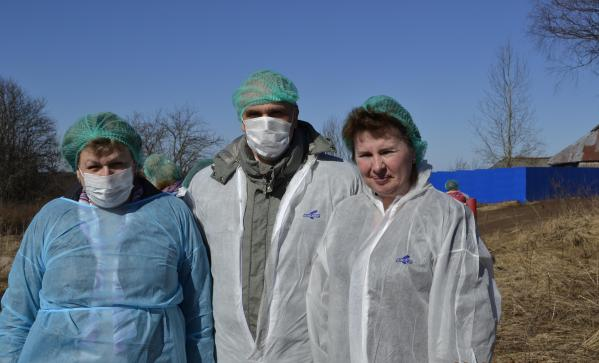 В Ноовсибирской области усиливают меры контроля по недопущению АЧС и ящура