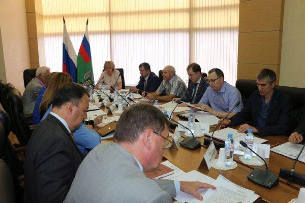 В твери состоялось заседание Общественного Совета Минсельхоза