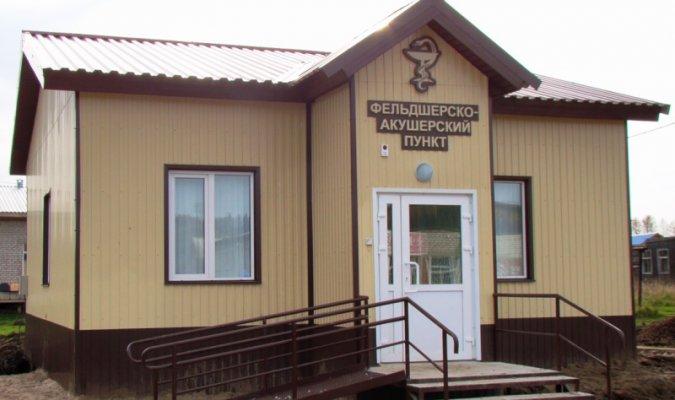 В Липецкой области открыт новый ФАП