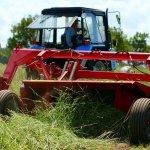 В Иркутской области с этого года станут ремонтировать зерноуборочные комбайны
