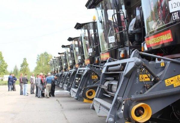 Парк сельхозтехники Рязанской области пополнился