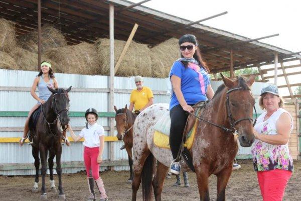 Конно-туристический клуб Красноярского района Самарской области как точка сельского туризма