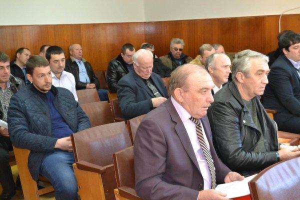 В станце Георгиевская прошла конференция по отчету за работе властей за прошлый год
