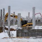 Губернатор Сахалинской области побывал на строительстве молочно-товарной фермы