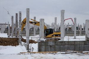 На Сахалине строятся жтвотноводческите фермы