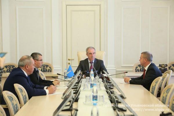 Агрохолдинг Ульяновской области будет расширен