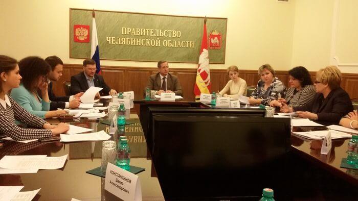 Челябинские аграрии встретились с полпредом по УФО