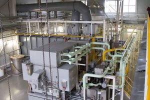 Технология производства минеральных удобрений